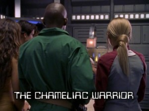 The Chameliac Warrior