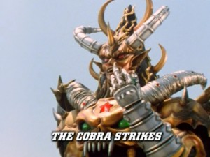 The Cobra Strikes