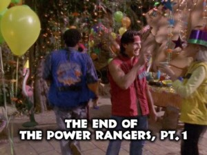 The End Of The Power Rangers Part 1