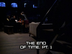 The End Of Time Part 1