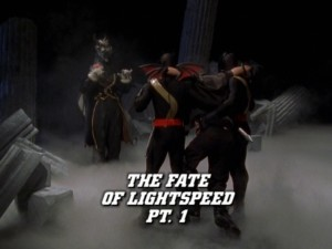 The Fate Of Lightspeed Part 1
