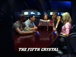 The Fifth Crystal