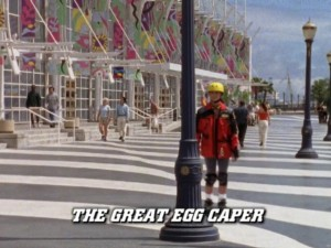The Great Egg Caper