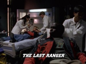 The Last Ranger
