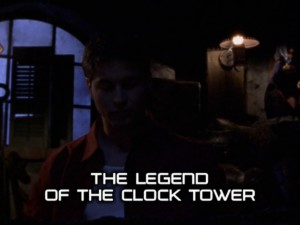 The Legend Of The Clock Tower