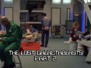 The Lost Galactabeasts Part 2