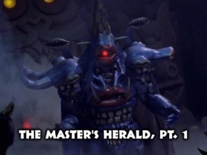 The Master's Herald Part 1