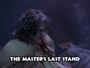 The Master's Last Stand