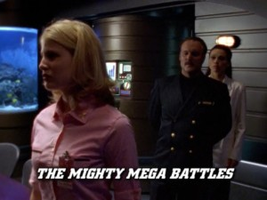 The Mighty Mega Battles