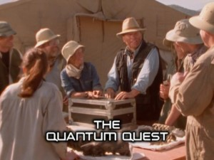 The Quantum Quest