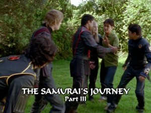 The Samurai's Journey Part 3