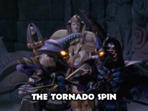 The Tornado Spin