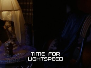 Time For Lightspeed