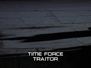 Time Force Traitor