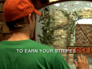 To Earn Your Stripes