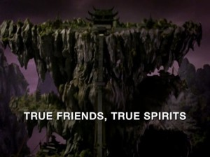 True Friends, True Spirits