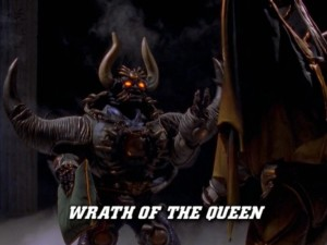 Wrath Of The Queen