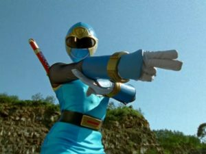 Blue Wind Ranger