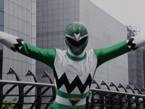 Green Galaxy Ranger