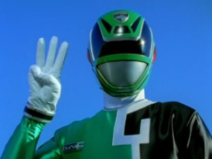Green SPD Ranger