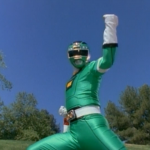 Green Turbo Ranger