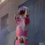 Mighty Morphin Pink