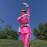 Pink Turbo Ranger