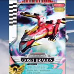 Dragon Mechazord Card