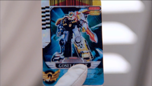 Gosei Great Megazord Card