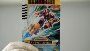 Land Megazord Victory Charge