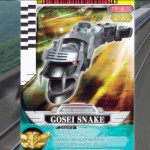 Snake Mechazord Card