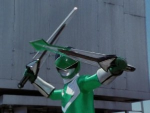 Green Chrono Sabers
