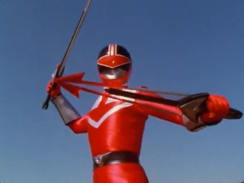 Power Rangers Time Force Sabre