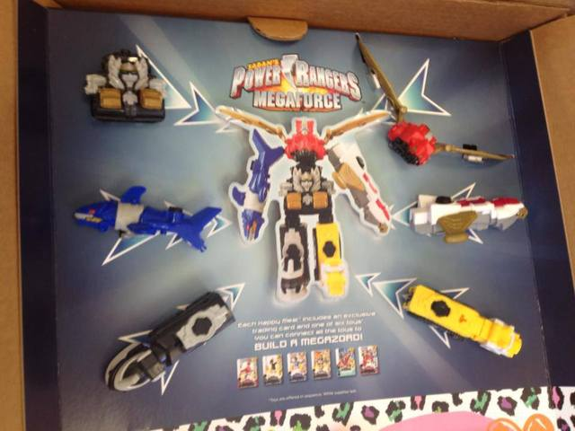 Amazoncom: mcdonalds power rangers: Toys