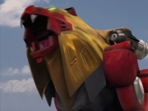 Red Lion Wildzord