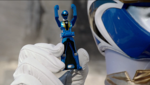 Blue Ranger Key