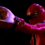 Mystic Force Fighters Red Ranger