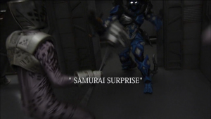 Samurai Surprise
