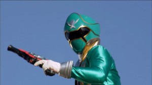 Super Mega Blaster Green