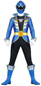 Super Megaforce Blue