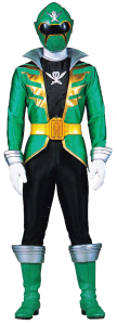 Super Megaforce Green