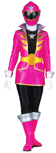 Super Megaforce Pink