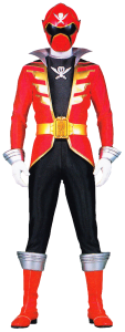 Super Megaforce Red