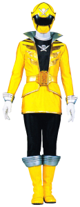 Super Megaforce Yellow