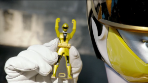 Yellow Ranger Key