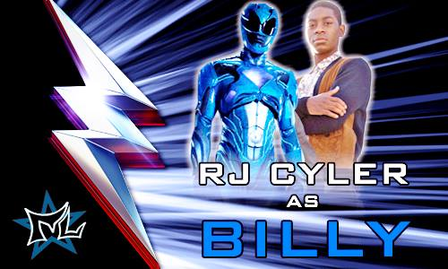 RJ Cyler As Billy