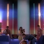 Command Center (MMPR) Interior