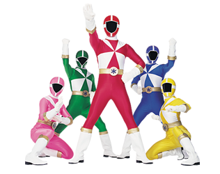 Which Power Rangers Series Do You Belong In