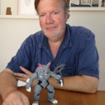 Mark Litton: Writer, MMPR - VR Troopers - Masked Rider