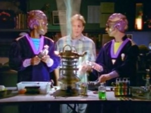 Billy's House Interior MMPR 3
